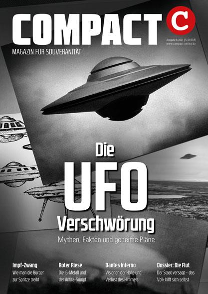 Compact-Magazin Ausgabe September 2021