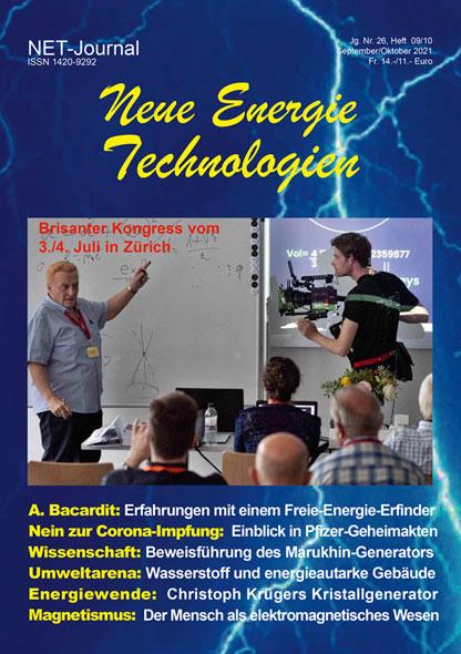 NET-Journal Ausgabe Sept./Okt. 2021