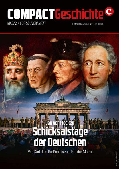 Compact Geschichte Nr. 12 - Schicksalstage der Deutschen