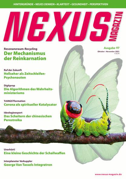 Nexus-Magazin Ausgabe 97 Oktober/November 2021