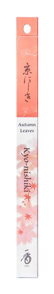 Kyonishiki - Japan Kyoto Herbstlaub Räucherstäbchen