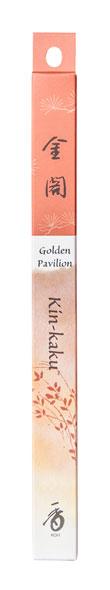 Kinkaku Goldener Pavillon Japan Räucherstäbchen