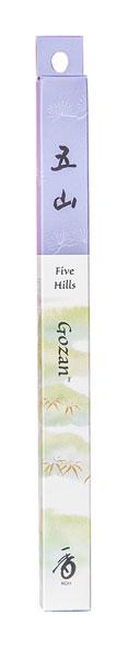 Gozan Fünf Hügel Japan Räucherstäbchen