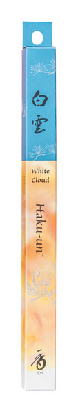 Hakuun Weiße Wolke Japan Räucherstäbchen