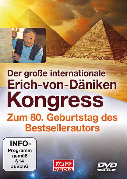 Der große internationale Erich-von-Däniken-Kongress - die DVD