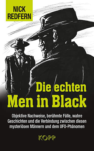 Die echten Men in Black