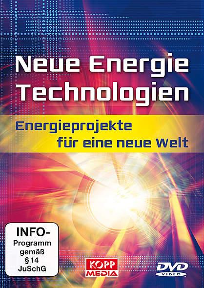 Neue Energie-Technologien - DVD