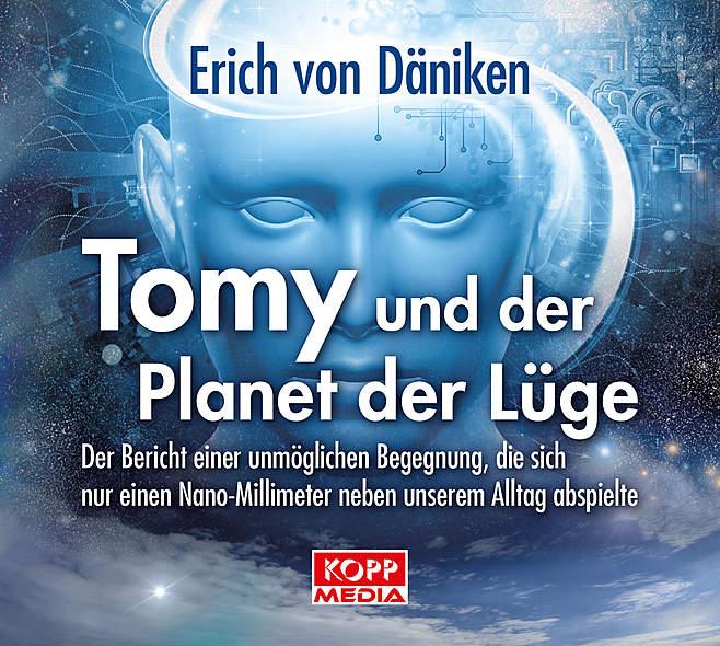 Tomy und der Planet der Lüge - Hörbuch - Mängelartikel