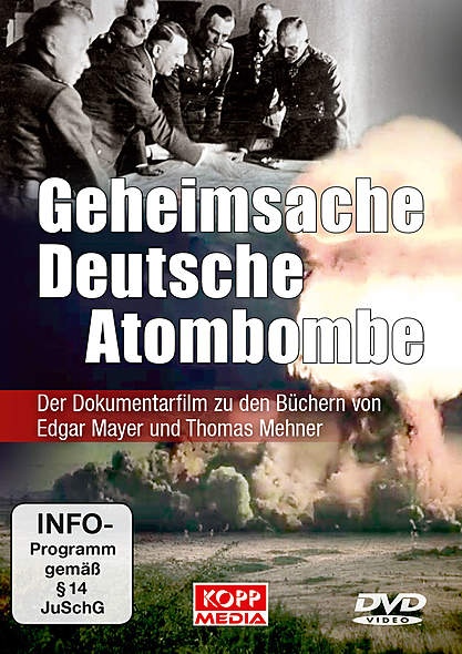 DVD: Geheimsache Deutsche Atombombe