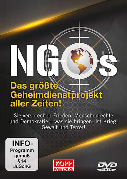 NGOs - Das größte Geheimdienstprojekt aller Zeiten!