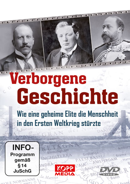 Verborgene Geschichte - DVD