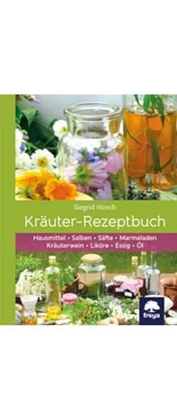 Kräuter- Rezeptbuch - Mängelartikel