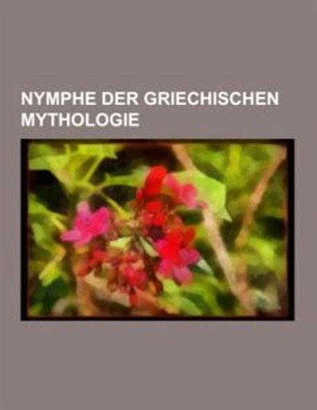 Nymphe der griechischen Mythologie - Mängelartikel