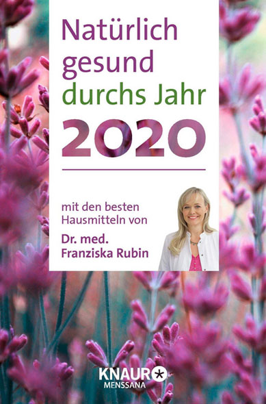 Natürlich gesund durchs Jahr 2020 - Mängelartikel