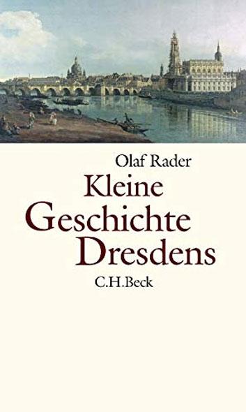 Kleine Geschichte Dresdens - Mängelartikel