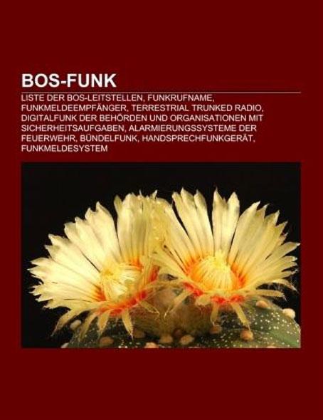 BOS-Funk - Mängelartikel
