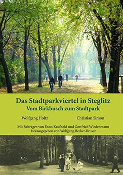 Das Stadtparkviertel in Steglitz - Mängelartikel