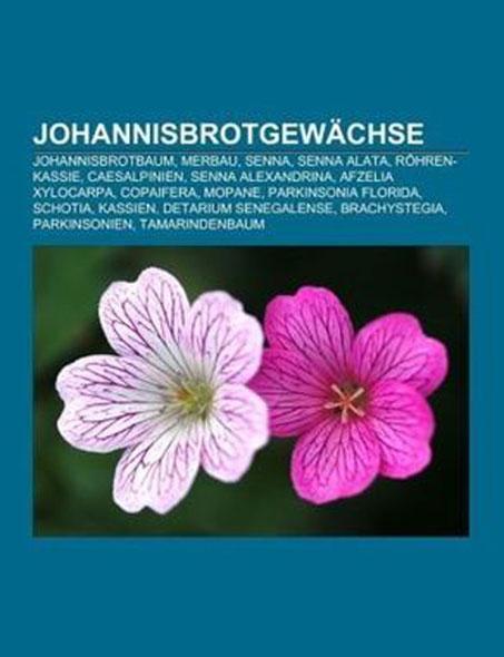 Johannisbrotgewächse - Mängelartikel