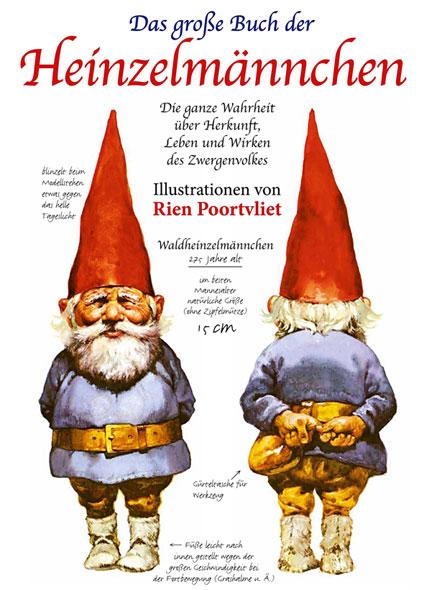 Das große Buch der Heinzelmännchen - Mängelartikel