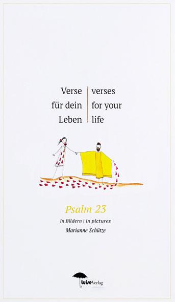 Psalm 23 in Bildern / in pictures: - Mängelartikel