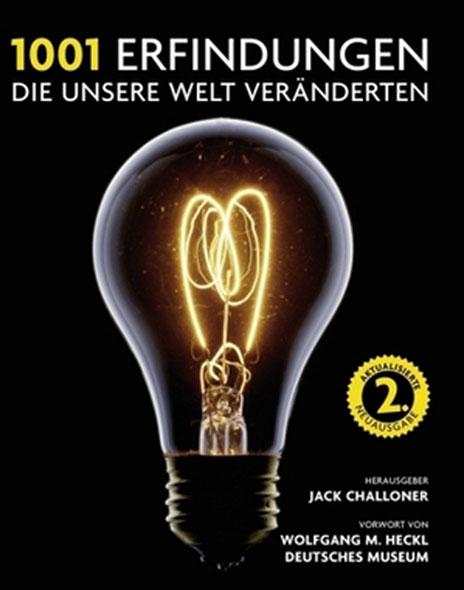 1001 Erfindungen, die unsere Welt veränderten - Mängelartikel