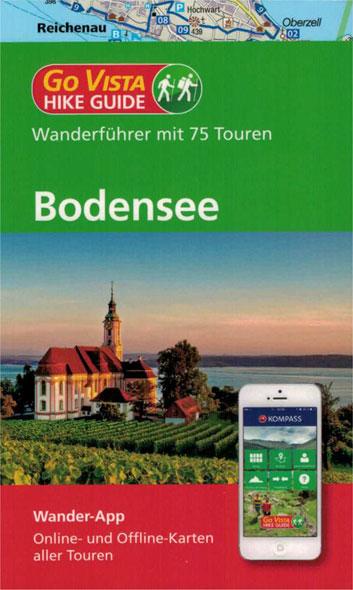 Bodensee - Wanderführer mit 70 Touren und Wander-App - Mängelartikel