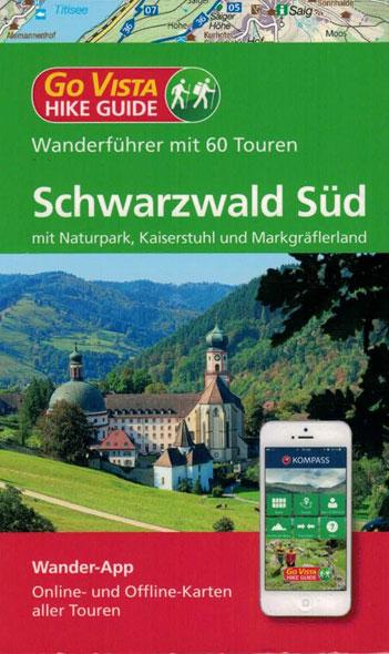 Schwarzwald Süd - Wanderführer mit 60 Touren und Wander-App - Mängelartikel
