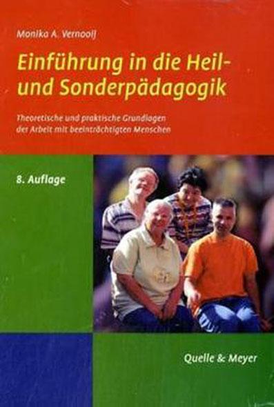 Einführung in die Heil- und Sonderpädagogik - Mängelartikel