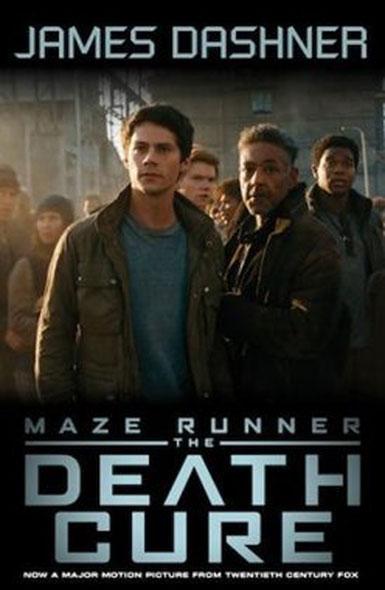 Maze Runner, The Death Cure - Mängelartikel