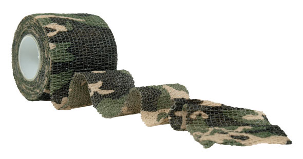 Mil-Tec® Selbstklebendes Tarnband 5 cm x 4,5 m