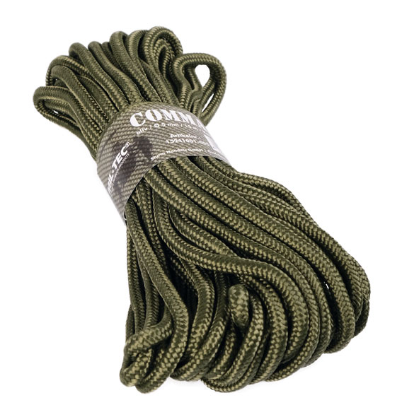 Mil-Tec® Commando-Seil 5 mm x 15 m