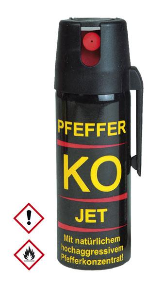 Pfeffer K.O. Spray Jet - 50 ml