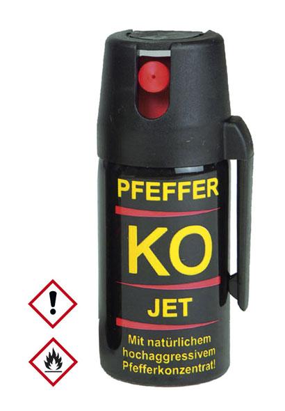 Pfeffer K.O. Spray Jet - 40 ml