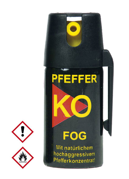Pfeffer K.O. Spray Fog - 40 ml