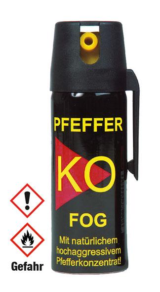 Pfeffer K.O. Spray Fog - 50 ml