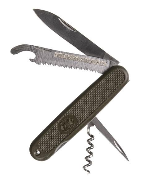 Bundeswehr (BW) Taschenmesser