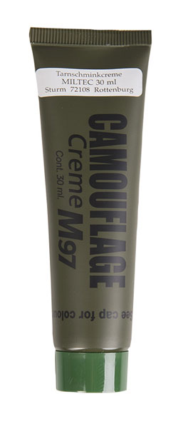 Mil-Tec® NATO Tarnschminkcreme - 30 g