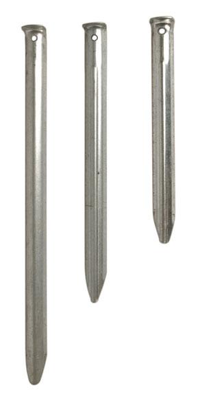 Zelthering Stahl - 18 cm