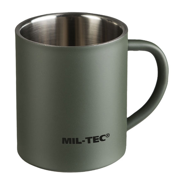 Mil-Tec® Trinkbecher 'Insulated' - 300 ml