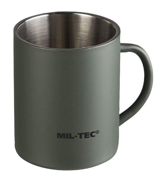 Mil-Tec® Trinkbecher 'Insulated' - 450 ml