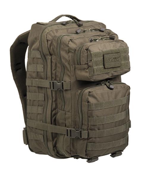 US Assault Pack Rucksack - groß - Oliv