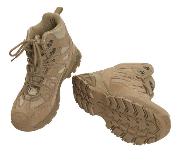 Mil-Tec® Squad Stiefel 5 Inch - Coyote
