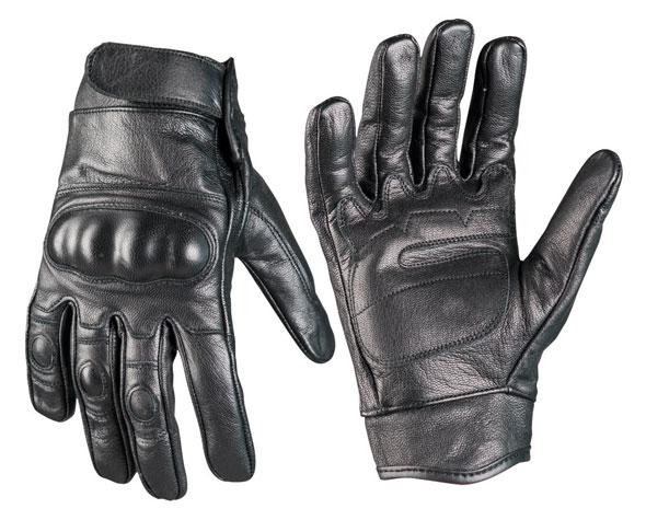 Mil-Tec® Taktische Handschuhe Leder