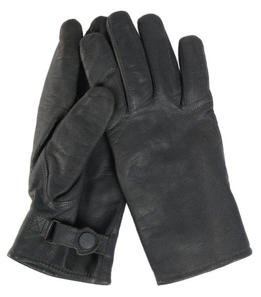 BW Handschuhe Ziegenleder gefüttert