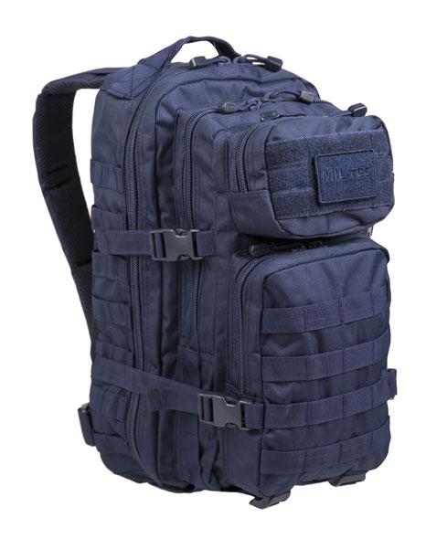 US Assault Pack Rucksack - klein - Blau