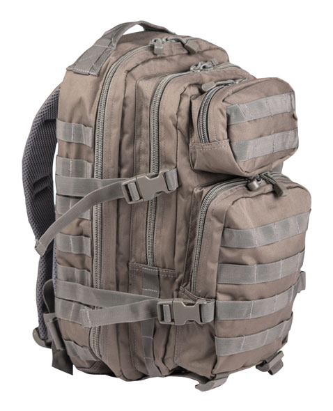 Mil-Tec® US Rucksack Assault Pack - klein - Foliage