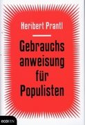 Gebrauchsanweisung für Populisten_small