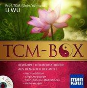 TCM-Box: Bewährte Heilmeditationen aus dem Reich der Mitte, 4 Audio-CDs_small