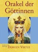 Orakel der Göttinnen, Orakelkarten u. Buch