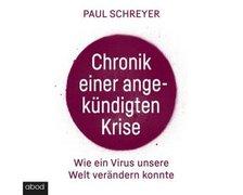 Chronik einer angekündigten Krise, Audio-CD_small